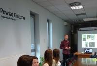 Młodzież z ZSE w międzynarodowym projekcie