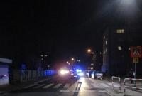 Dwie osoby potrącone na ul. Budowlanych