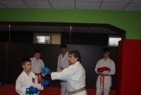 Seminarium z mistrzem w Klubie Karate Inochi Gniezno