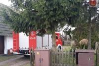 Wyciek gazu w Rybitwach!
