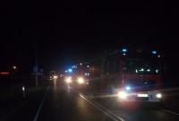Wypadek w Czeluścinie! Dwie osoby w szpitalu