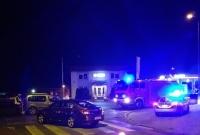 Wypadek na os. Grunwaldzkim w Gnieźnie! Jedna osoba w szpitalu