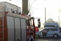 Tragiczny wypadek w Węgorzewie! Nie żyje jedna osoba