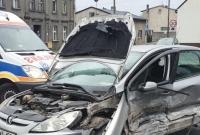 Wypadek w Kiszkowie! Jedna osoba w szpitalu