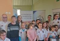 Szachiści Chrobrego II awansowali do ogólnopolskich rozgrywek II ligi juniorów!