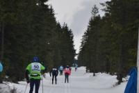 Zawody w Biegach Narciarskich w Stylu Klasycznym - Mistrzostwa 33. Bazy Lotnictwa Transportowego