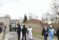 Podkoziołek zakończył karnawał w Jarząbkowie