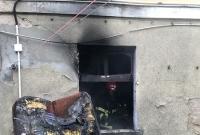 Pożar w centrum Gniezna