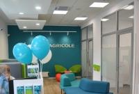 Bank Credit Agricole w nowej lokalizacji