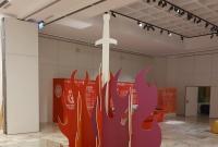 Napalm i nowa wystawa w Muzeum Początków Państwa Polskiego w Gnieźnie
