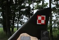 Upamiętnili lotników, którzy zginęli w Powidzu