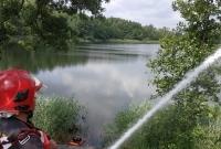 Strażacy sprawdzili Punkty Czerpania Wody w lasach