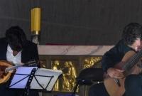 Dźwięki gitary ponownie ożywiły mury katedry