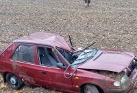 Poważny wypadek w Działyniu
