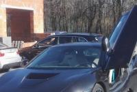 Skradziono charakterystyczne czarno-zielone BMW i8!