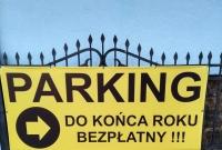 Nowy parking w ścisłym centrum Gniezna! Do końca roku bezpłatny!