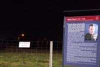 Osiem gwiazd przy Rondzie Witolda Pileckiego w Gnieźnie