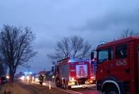 Tragiczny wypadek w Czeluścinie!