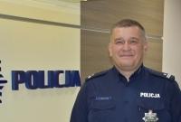 Nowy Naczelnik Wydziału Prewencji