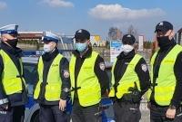 Wspólne działania służb na drogach powiatu gnieźnieńskiego! Nałożono 53 mandaty karne!