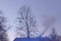 Pożar w Kalinie