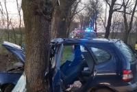 Poważny wypadek w gminie Trzemeszno! 33-letnia kobieta i 9-letni chłopiec w szpitalu!