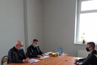 Egzaminy dla operatorów koparko-ładowarki w CKZiU