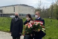 Ambasador Azerbejdząnu z wizytą w Gnieźnie