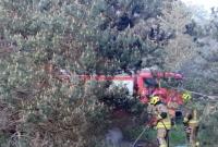 Trzy niedzielne interwencje strażaków z Witkowa
