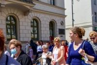 Centralne obchody uroczystości Bożego Ciała w Gnieźnie