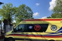 Wypadek na cmentarzu w Łopiennie. Nagrobek przewrócił się na 5-letnią dziewczynkę