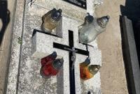 Wypadek na cmentarzu w Łopiennie. Policja wszczęła dochodzenie w sprawie narażenia na bezpośrednie niebezpieczeństwo utraty życia albo ciężkiego uszczerbku na zdrowiu