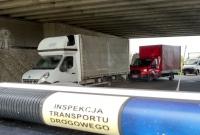 Za ciężkie małe ciężarówki