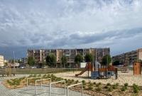 Na Ustroniu powstał nowy plac zabaw i boisko