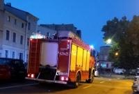 Gaz w budynku przy ul. Jeziornej