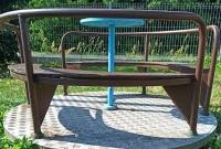 Plac zabaw w Skrzetuszewie dobry na schorzenia reumatycze!