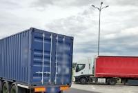 Za ciężkie kontenery