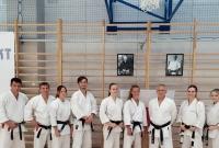 Gasshuku i powołania Samurajów na Mistrzostwa Europy
