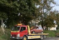 Tico złamało ciągnik rolniczy! Dwie osoby w szpitalu!