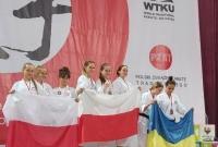 Mistrzynie Europy w Karate Tradycyjnym z AKT Samuraj Gniezno