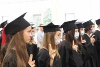 Uroczyste pasowanie nowych uczniów w Akademickim Liceum Ogólnokształcącym Milenium