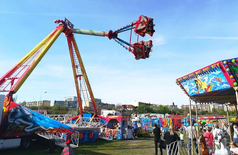 Lunapark Happy Land do niedzieli w Gnieźnie!