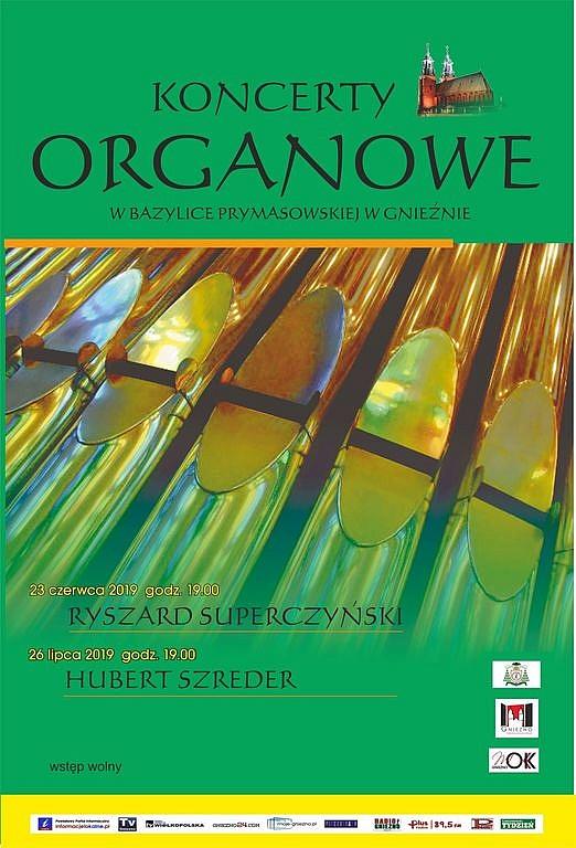 Koncert muzyki organowej w Katedrze