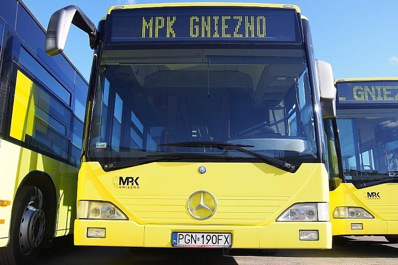 Bezpłatne autobusy MPK w każdy weekend wakacji, ale nie do Skorzęcina i Powidza