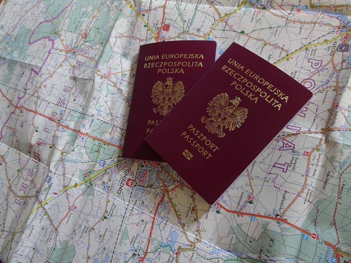 Coraz więcej osób z regionu po paszport do Gniezna