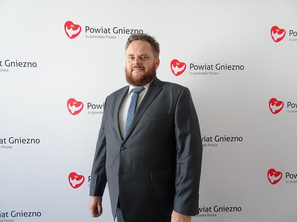 Łukasz Muciok nowym dyrektorem ZSEO w Gnieźnie