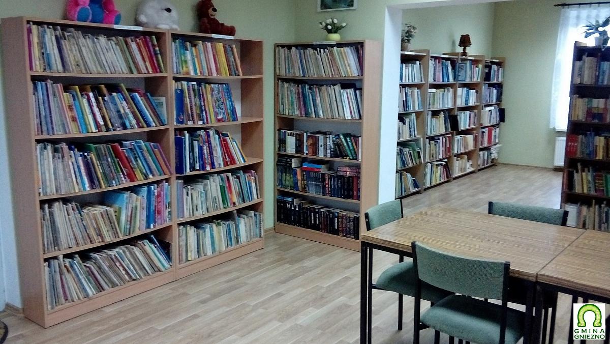 Biblioteka w Zdziechowie powalczy  o dofinansowanie w konkursie grantowym ?Na dobry początek?