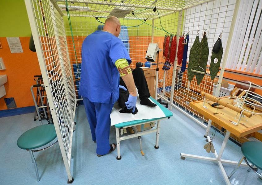 Kompleksowa rehabilitacja mieszkańców powiatu za środki z UE