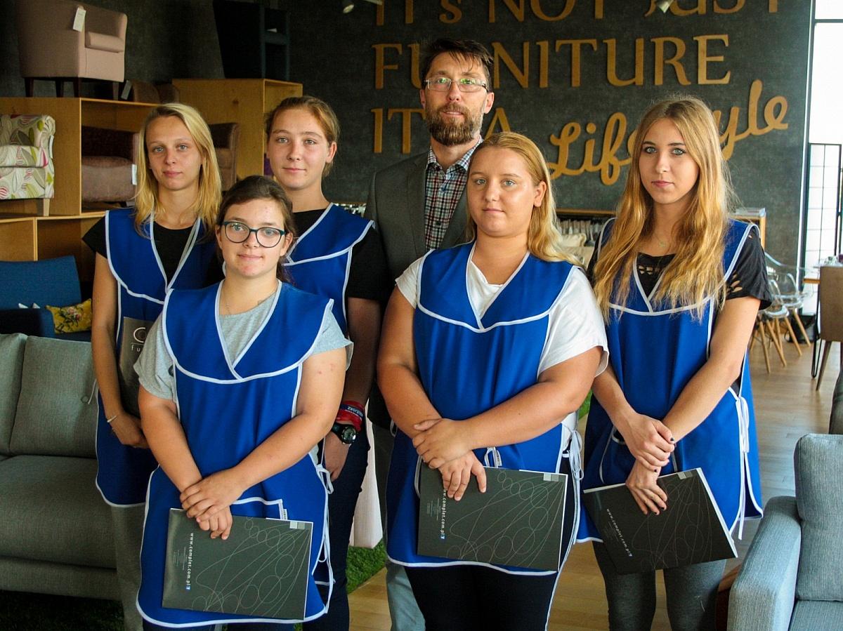 Powiat Gniezno efektywnie wspiera szkolnictwo zawodowe
