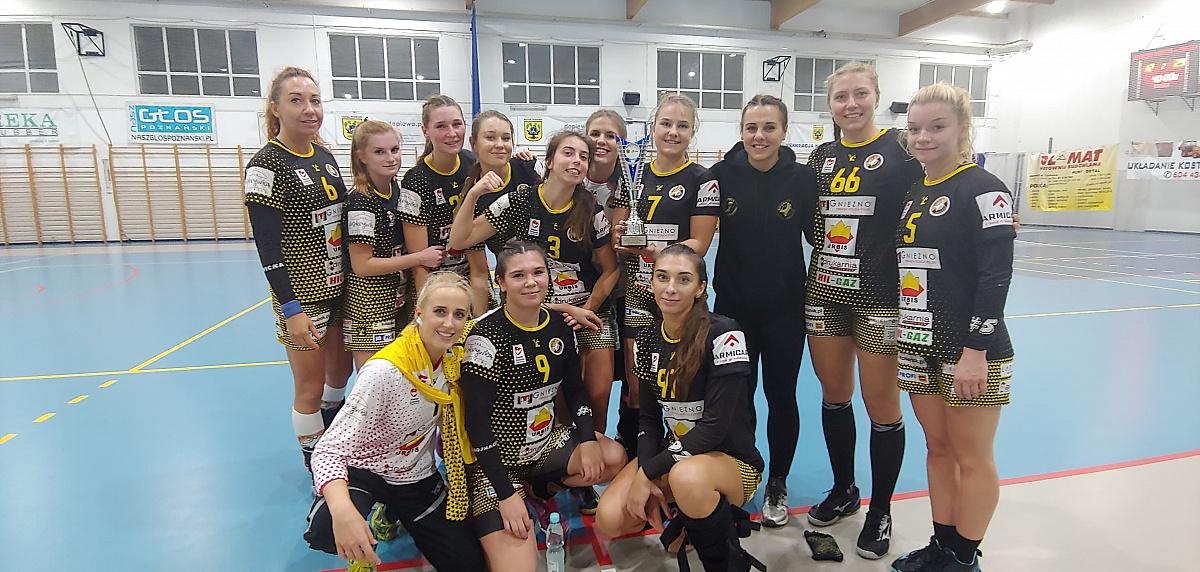 MKS PR URBIS Gniezno wygrał wojewódzki finał Pucharu Polski!